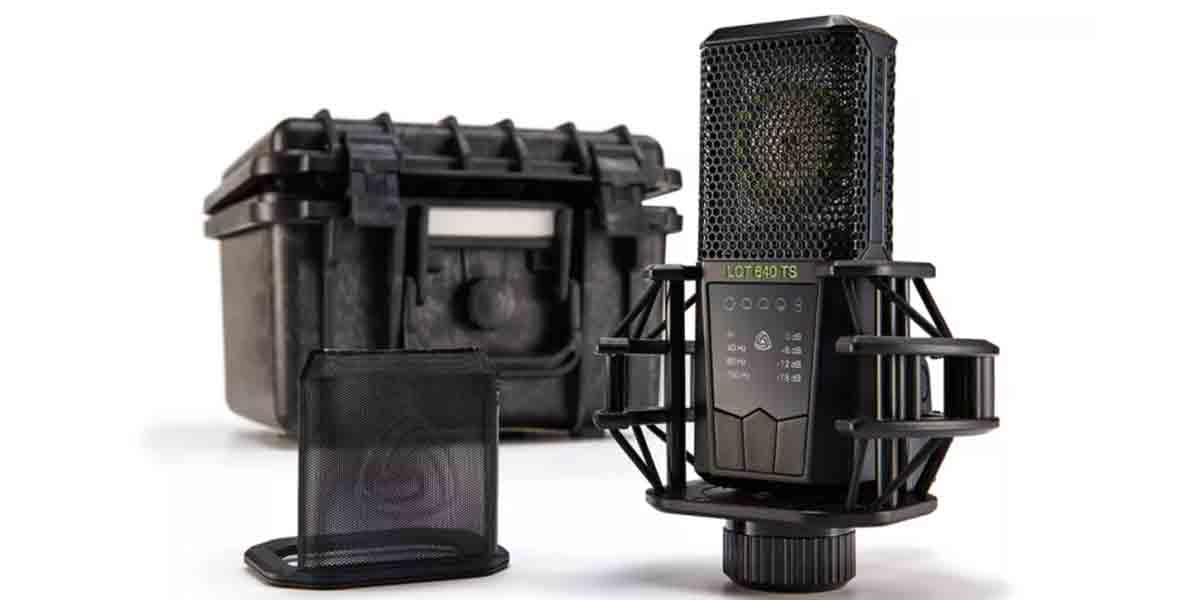 Lewitt LCT 640 TS microphone