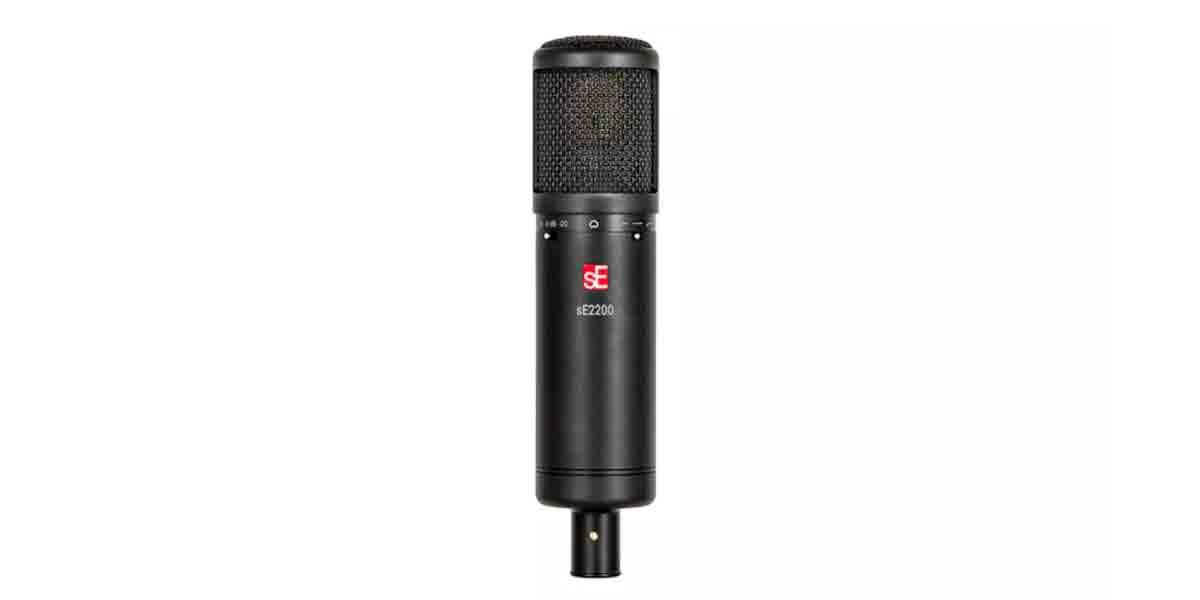 sE Electronics sE2200a II microphone