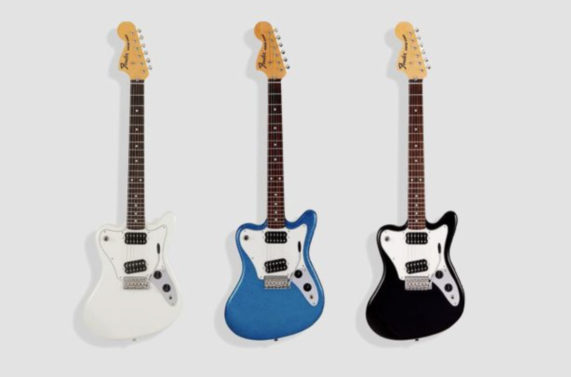 Fender reissues new Limited Edition Made in Japan Super-Sonic for 2021