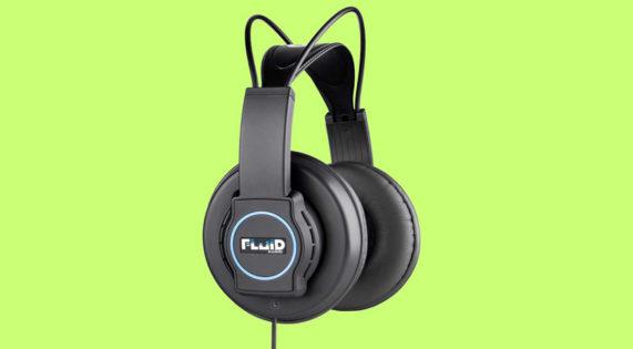 Fluid Audio Focus: studio headphones + DSONIQ Realphones software