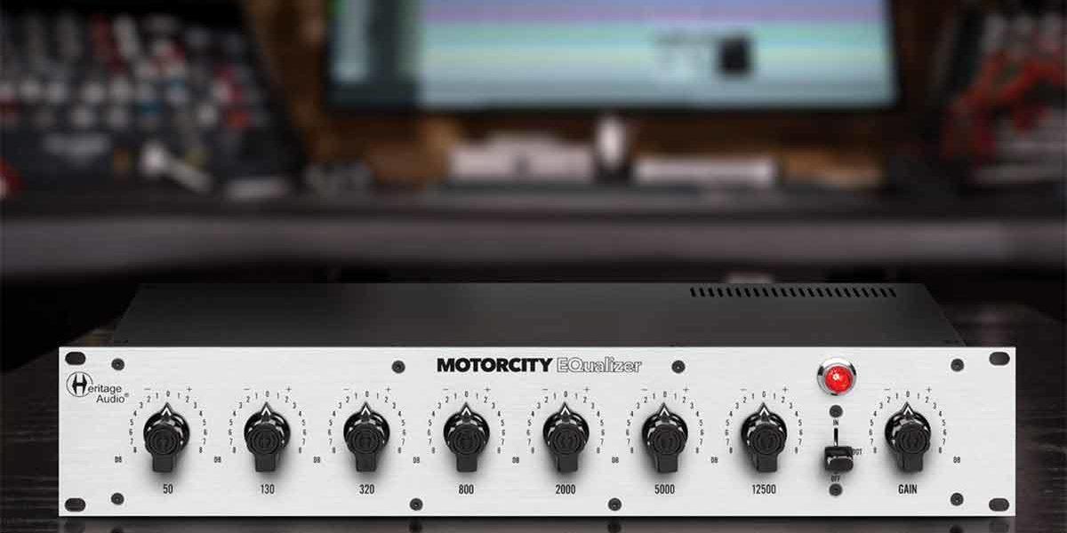 Heritage Audio MOTORCITY EQualizer
