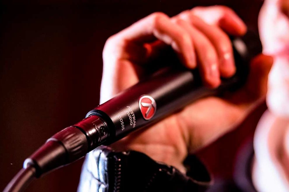 Микрофоны OD505 & OC707 от Austrian Audio