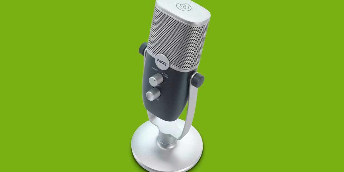 USB-микрофон AKG Ara