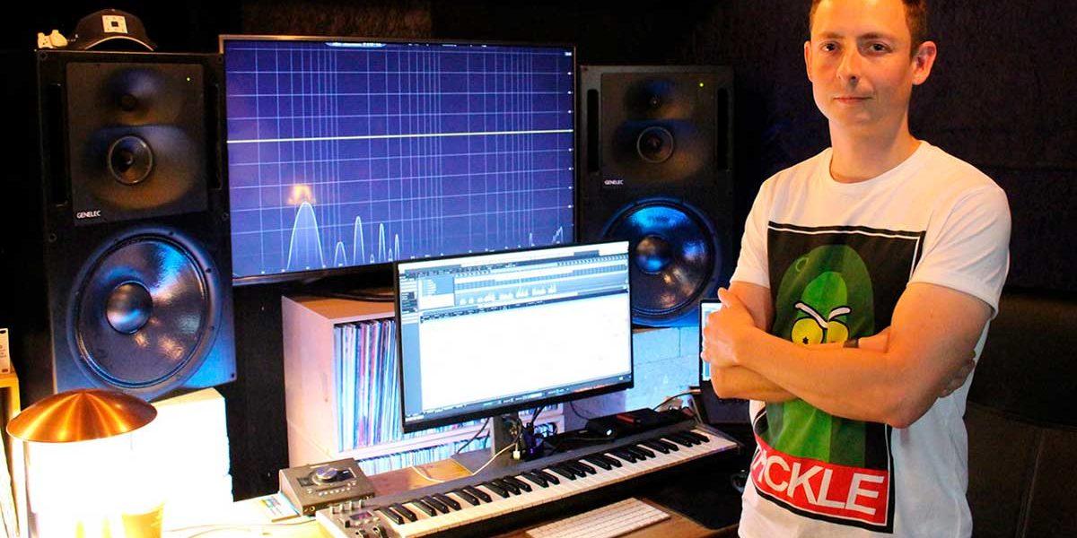 James Hurr - 5 правил создания House музыки