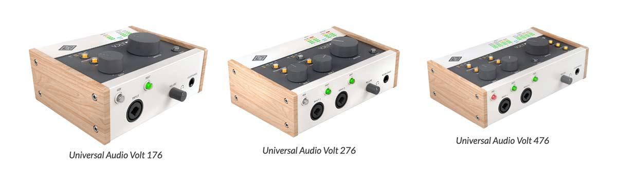 Volt от Universal Audio