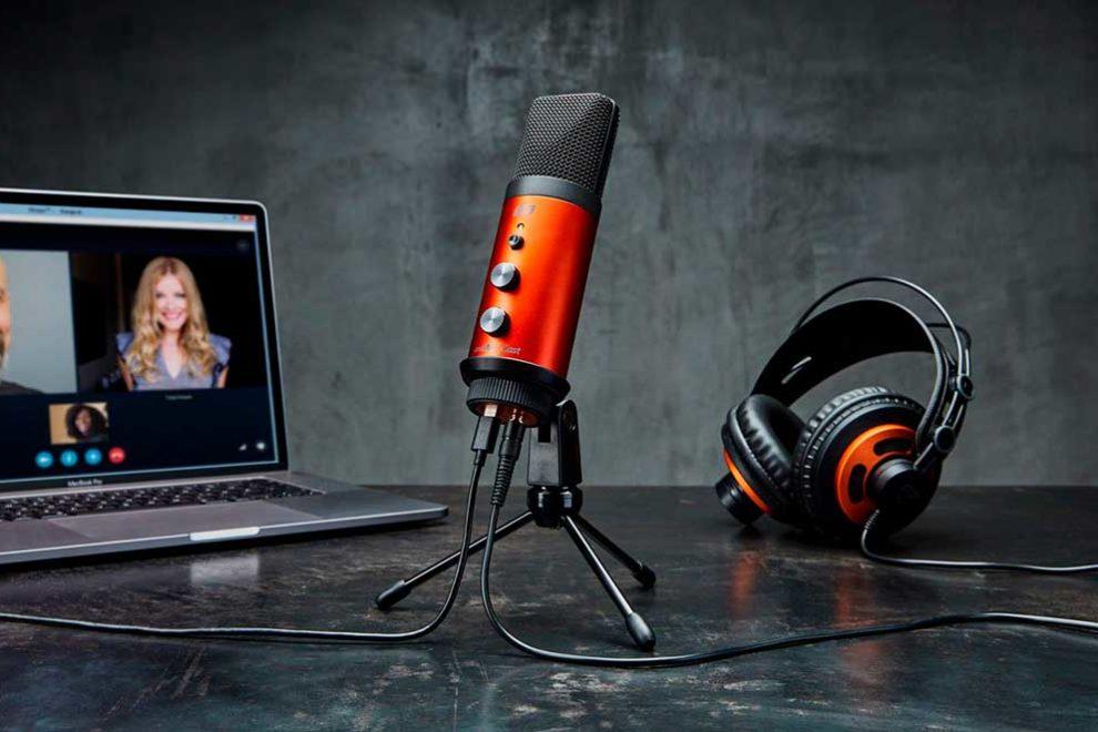 ESI cosmic UCast: Недорогой микрофон для стримов и подкастов