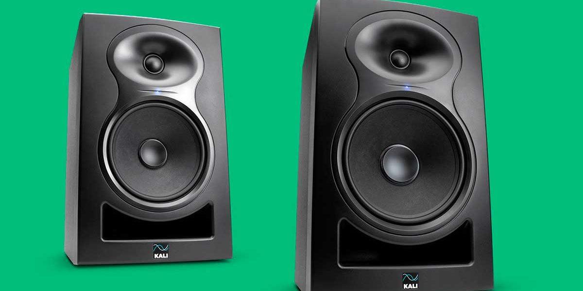Kali Audio LP-6 and LP-8