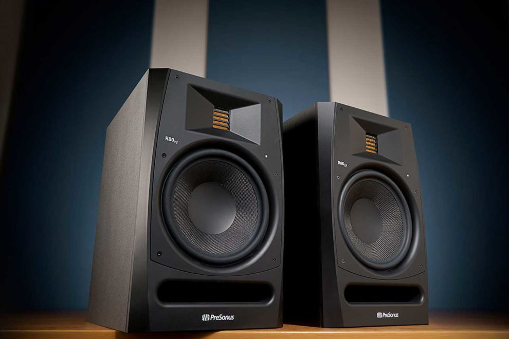 PreSonus R65 V2 и R80 V2