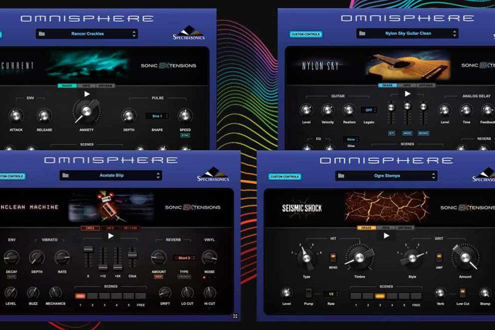 Spectrasonics представил новые библиотеки для Omnisphere